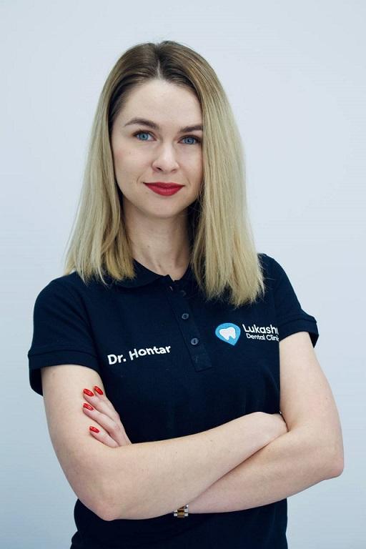 Гонтарь Дарина Дмитриевна