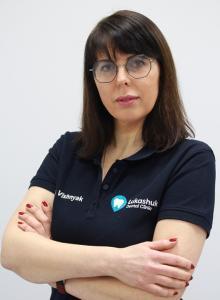 Вишняк Юлия Леонидовна