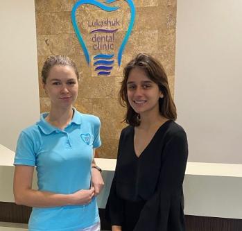 Терапевт Гонтарь Дарина Дмитриевна с пациенткой 3