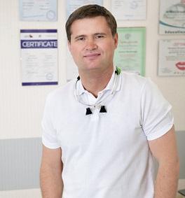 Лукашук Андрей Николаевич - стоматолог ортопед в Киеве