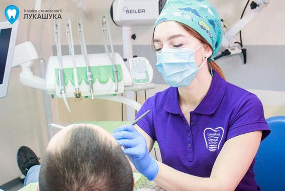 Профессиональная чистка зубов и брекетов