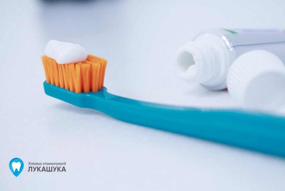 Зубная паста для брекетов | Фото 1 - Клиника Лукашука