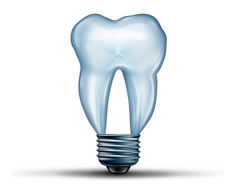 Прозрачность зуба